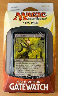 Magic The Gathering Oath of The Gatewatch Intro Pack - Vicious Cycle