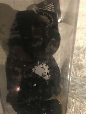 Vintage 1999 Betty Boop Beanie Baby Black Unopened Limited edition King Features