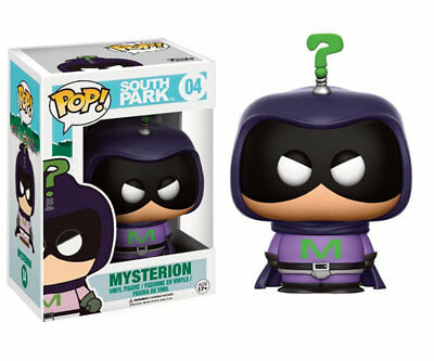 FUNKO POP 04  South Park Mysterion