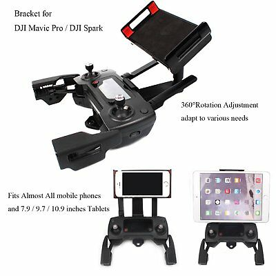 DJI Mavic Pro Platinum/Mavic Air / Spark Tablet iPad Phone Mount Holder Hanger