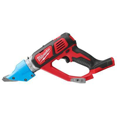 Milwaukee 2636-20 M18 18V Cordless 14 Gauge Double Cut Shear (Bare Tool)
