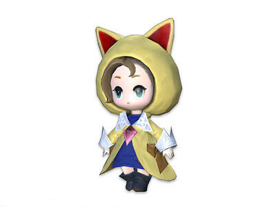 FINAL FANTASY XIV FFXIV FF14 Item Minion Wind-up Krile - Code not GIL all realm