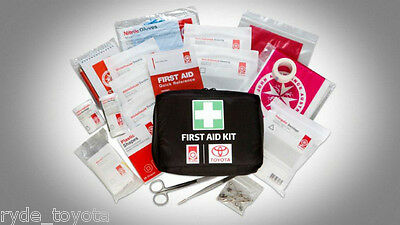 Toyota And St. Johns Personal First Aid Kit ** Toyota Genuine Parts**
