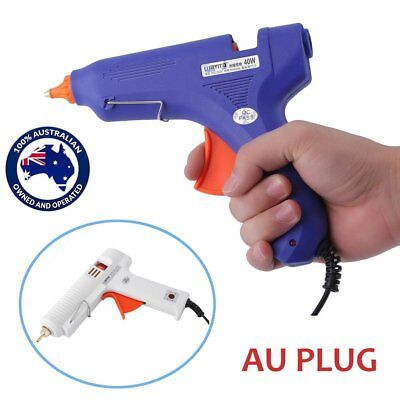 Hot Glue Gun Melt Guns Craft Sticks Cord Mini Large Scrapbooking 40/120W AU BG