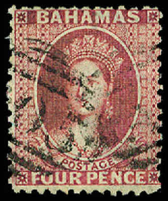 BAHAMAS-a-Pre 1900 (to 32) 13  Used (ID # 64487)