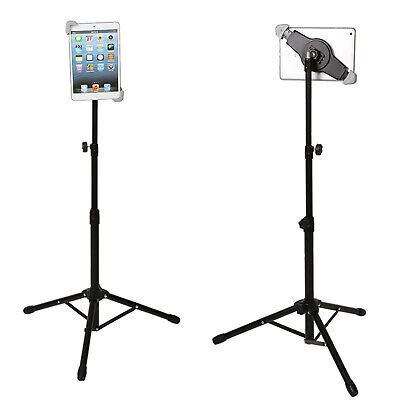 Professional Adjustable 360 Tripod + Stand Holder +For Smart Ipad 1 2 3 4 Air UK