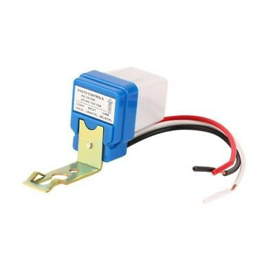 AC DC 12V 10A Auto On Off Photocell Street Light Photoswitch Sensor Switch DG