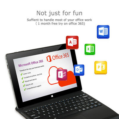 NEW CVAGH-104174 THIS WINDOWS 10 TABLET PC WITH 10.1-INCH DISPLAY BRINGS AL.g.