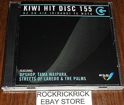 Kiwi Hit Disc Vol 155 (Nz On Air) 2 Cd's 28 Tracks See Photos For Track Listing