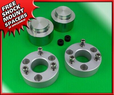 """07-16 Cadillac Escalade 1/"""" 1 1//2/"""" 2/"""" Front Strut Spacers Level Lift Kit 4X2 4X4"""