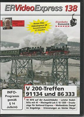 ER Video Express 138 | Eisenbahn-Romantik DVD