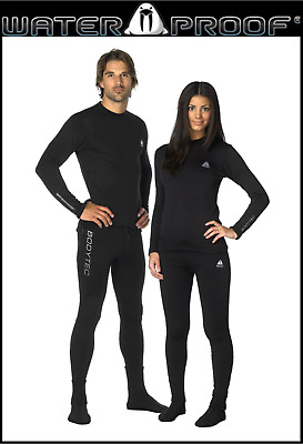 WATERPROOF BODYTEC Thermal FLEECE Base Layer Undersuit TOP and / or LEGGINGS