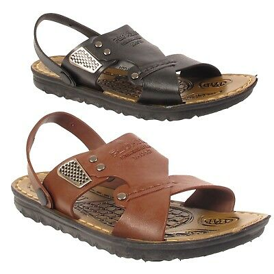 Mens Summer Casual Sandals Walking Sports Hiking Beach Shoes Size Uk 7 8 9 10 11