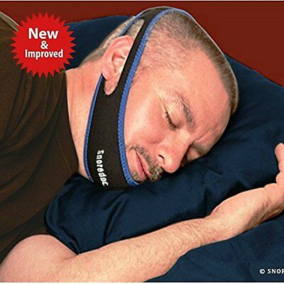 Anti Snoring Chin Strap SnoreDoc Adjustable Natural Snore Stopper Snore Relief