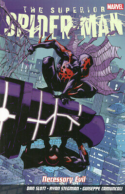 Superior Spider-man Vol. 4: Necessary Evil - 9781846535819