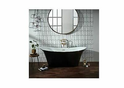 Holborn 1800 Traditional Bow Freestanding Double Ended Bath with Optional Plinth