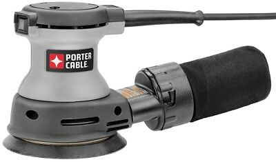 PORTER-CABLE 1.9-Amp Orbital Sander Speed Tool Variable Electric Power Hand
