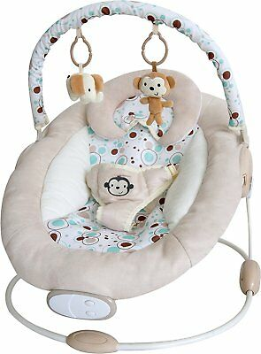 Bebe Style Soothing Vibrations BABY BOUNCER (8 Tunes)