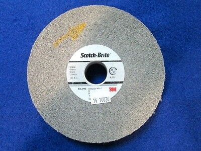 3M 94917 SCOTCH-BRITE 6x1x1 EXL-PRO DEBURRING WHEEL 10S FINE NEW