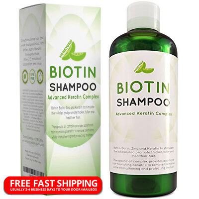 Hair Loss Shampoo for Men and Women Biotin for Hair Growth & Regrowth Treatment