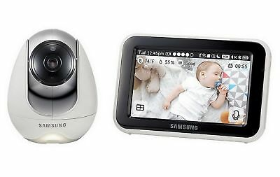 Samsung BabyView Digital Video Baby Monitor System Wi-Fi Remote Viewing