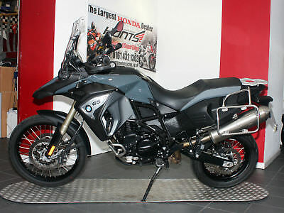 2017 '17 BMW F800GS Adventure ABS. ESA. 1 Owner. Only 2,129 Miles. £9,295