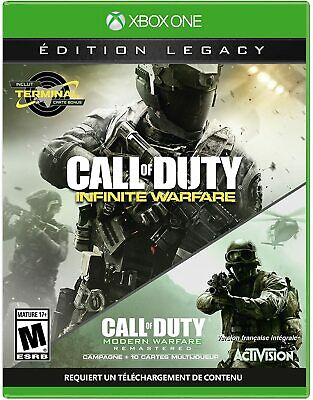 Call of Duty Infinite Warfare Legacy Edition - BRAND NEW Xbox One 2016