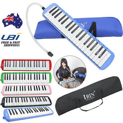 IRIN 37 Key Melodica Pianica Musical Instrument for Music Lovers Student Gift AU