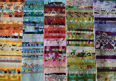 """150 x 5"""" charm squares all different patchwork & quilting fabric *FLASH SALE*"""
