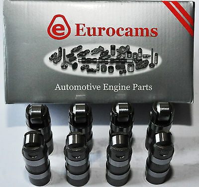 Chrysler Voyager, Jeep Cherokee 2.5 Td Hydraulic Tappets Lifters Set 8 Pcs