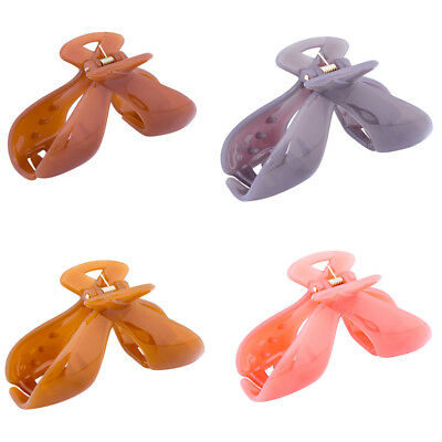 Women's Hair Claw Hair Clamp Plastic Ponytail Clip Headwear Hair Accessories
