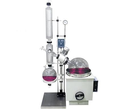 High Borosilicate GG3.3 10L Glass vacuum Rotary Evaporator/Rotavap for lab