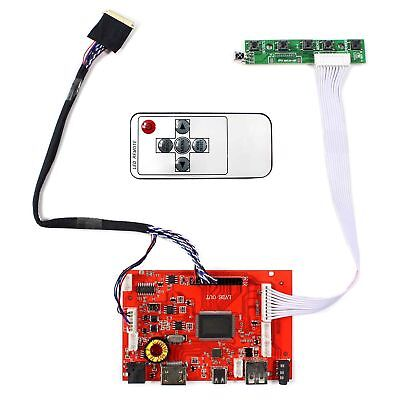 """HDMI Type C Audio Board for 14"""" 15.6"""" LP140WH4 1366x768 30 pin LCD Display Panel"""