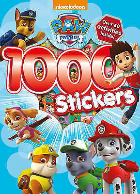 Nickelodeon PAW PATROL 1000 Stickers by Parragon Books Ltd (Paperback, 2016)