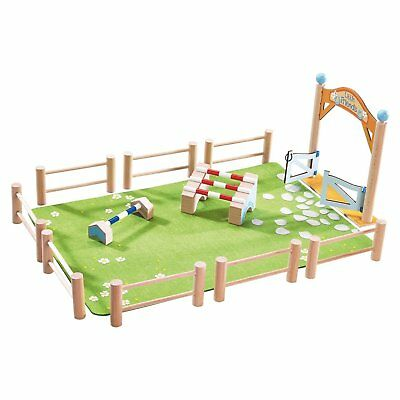 HABA 302166 - Little Friends - Spielset Springturnier