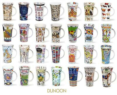 Dunoon Mug GLENCOE Cup 500ml Various Designs | Fab Gift for Christmas Gift Boxed