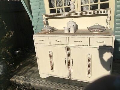 Sideboard, Dresser, Court Cupboard, painted in  Annie Sloan Original