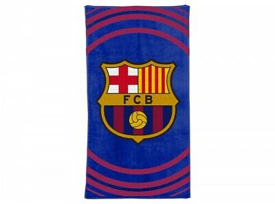 Barcelona football, club, officiel, pouls, conception, serviette, crête, insigne
