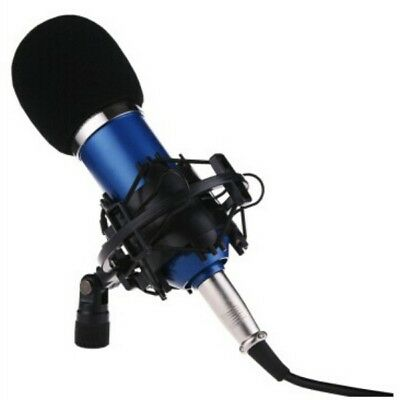 Handheld Microphone Mic Grill Windshield Wind Shield Sponge Foam Cover Black NEW
