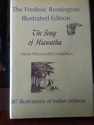 the song of hiawatha by henry wadsworth longfellow