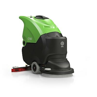 """IPC Eagle CT40B50-OBCB-155 20"""" Brush Drive Automatic Scrubber with 155 Ah Batter"""