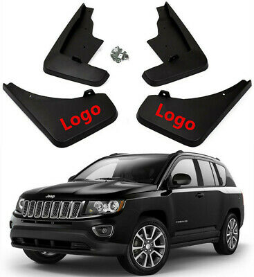 Genuine OE Set Splash Guards Mud Flaps 82212513/2514 For 2011-2016 Jeep Compass
