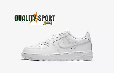 air force 1 bianche bambina