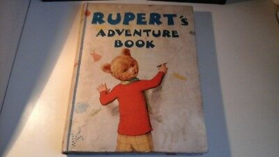 The Rupert Adventure Book (Original  1940)