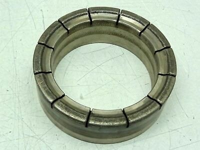 "Engis Corp. PCR101-2 REV. F Diamond Plated Conditioning Ring 5‐5/8""OD x 4‐1/4"""