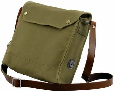 Indiana Jones Satchel Bag with Leather Strap
