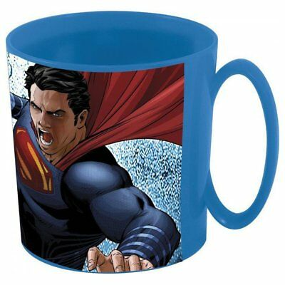 Taza para microondas Superman vs Batman 360ml con asa Original Superman vs Batma