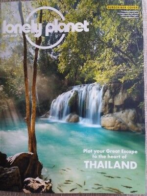 Lonely Planet  Magazine - April 2018 Subscriber edition