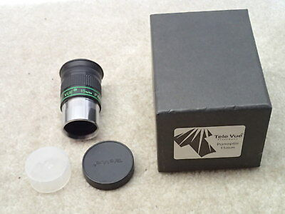 Tele Vue 15mm Panoptic Eyepiece 1.25 Inch with Box Scarce but User Item