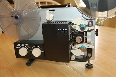 Super 8 Regular 8 Dual 8 YELCO Movie Projector BEST PROJECTOR OUT THERE ..!!!